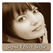 Sepia Effects Selfie Camera