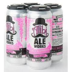Logo of Alibi Ale Works Plum-Cot Berlinerweisse