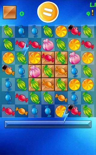 おいしいお菓子 - Match 3