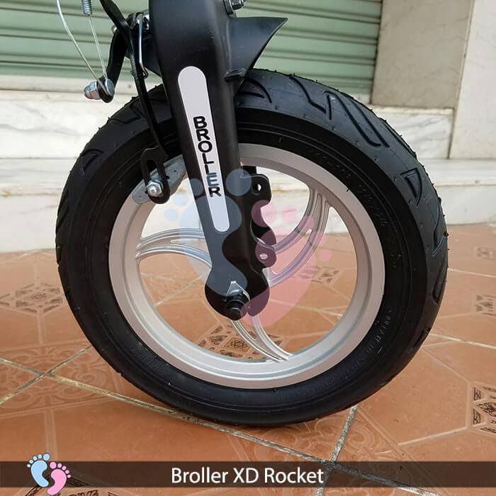 Xe đạp cho bé Broller XD Rocket 2 pt 6