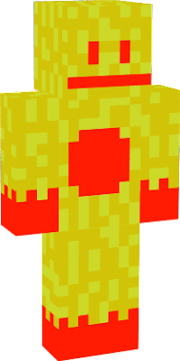He is super, he is yellow, and he is a man!