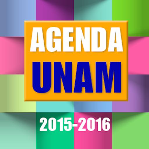 Agenda Escolar UNAM 教育 LOGO-玩APPs