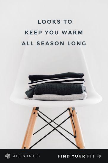 Keep You Warm - Pinterest Pin template