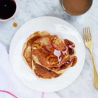 Chickpea Flour Banana Pancakes