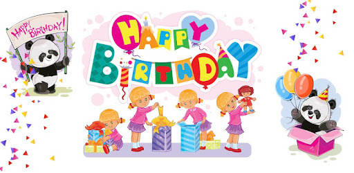 Приложения в Google Play – Happy <b>Birthday</b> Stickers