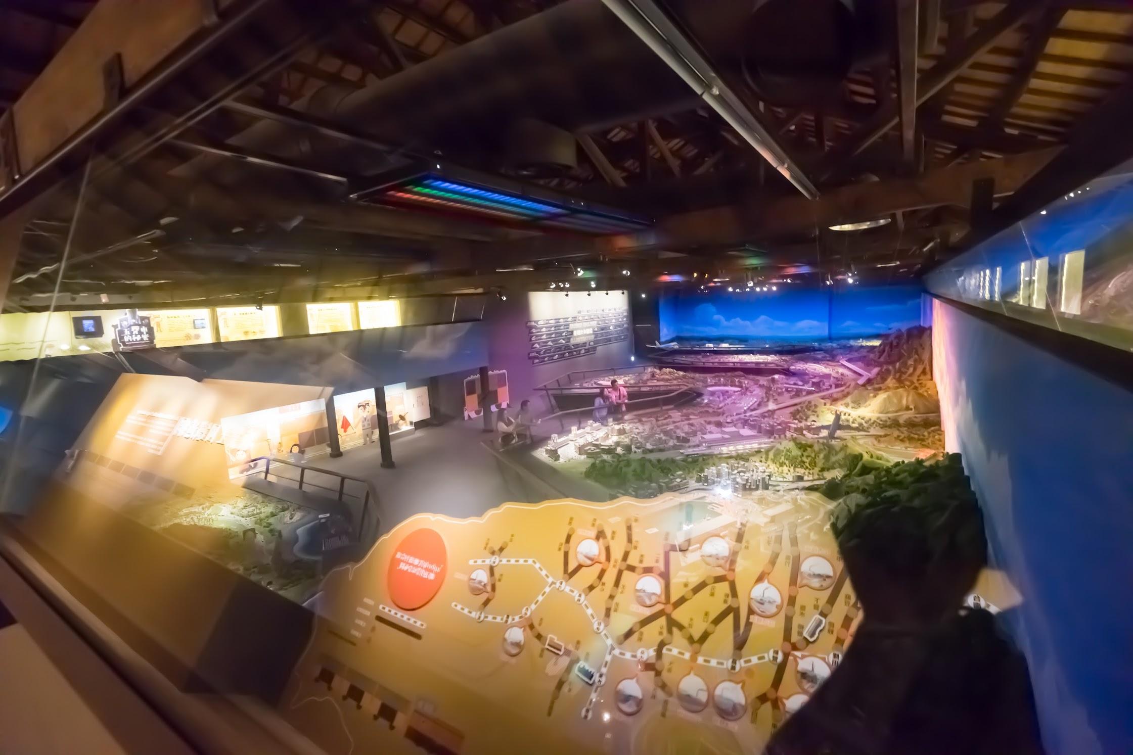 Kaohsiung Hamasen Museum of Taiwan Railway2