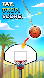Basket Fall- screenshot thumbnail