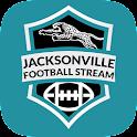 Jacksonville Football STREAM+ icon