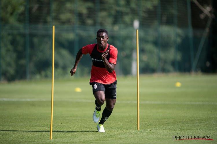 Le Standard officialise le départ d'Ibrahima Cissé