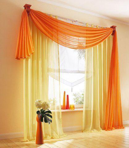 Living Room Curtain Designs Screenshot