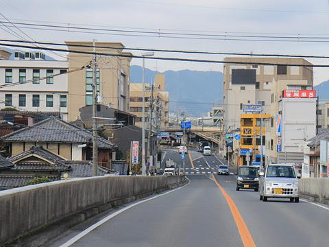 奈良交通「八木新宮線」 ・960 車窓 その2