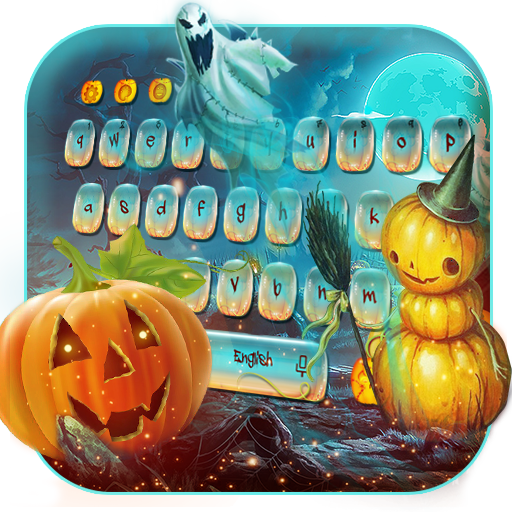 Happy Halloween keyboard