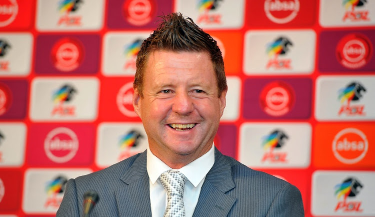 Dylan Kerr is back at Black Leopards and hopeful he can turn things around for the struggling club.