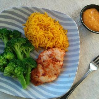 Lemon Paprika Chicken -lunch Ideas