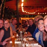 miami family at Sylvanos in Miami, Florida, United States