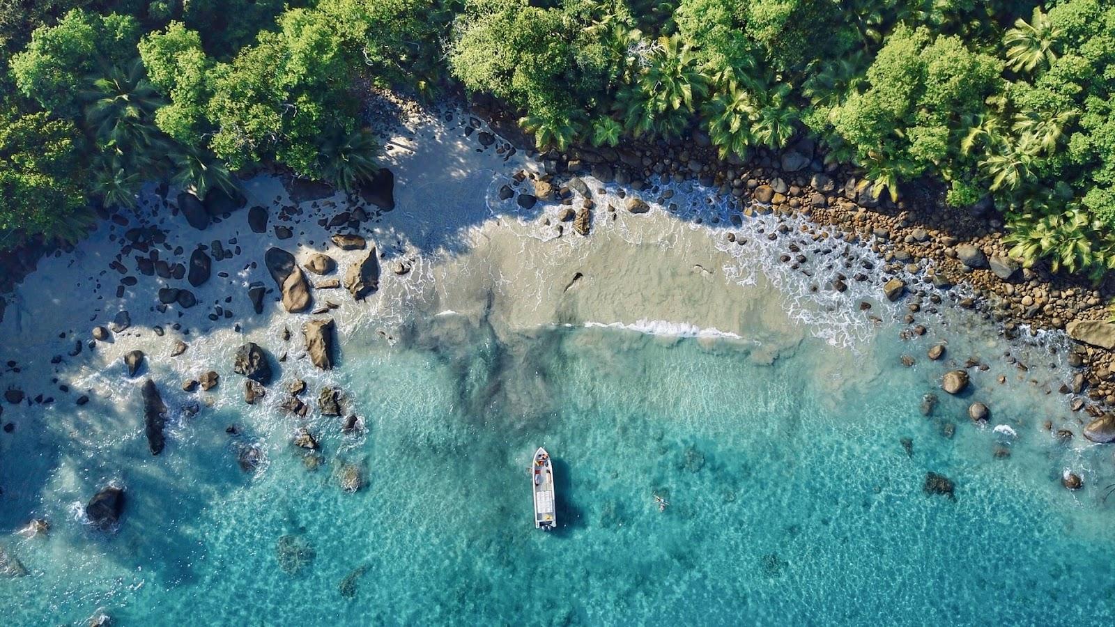 Яхтинг на Сейшелах