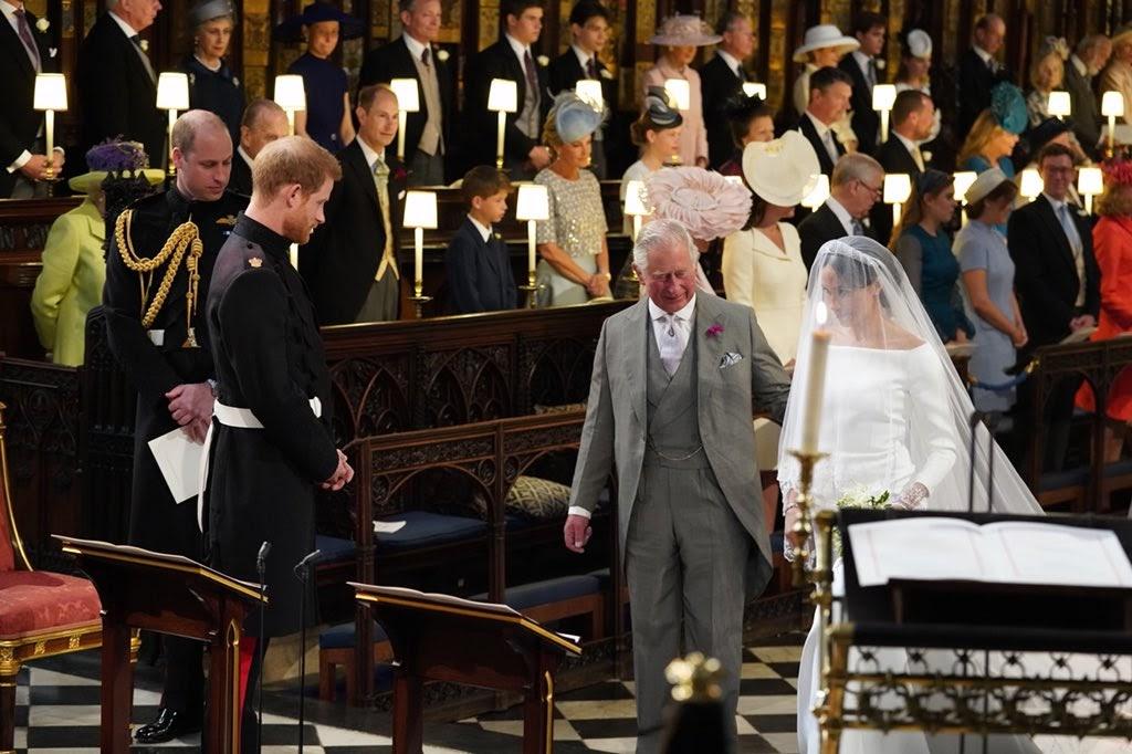 Prince Charles and Meghan