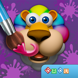 Paint my zoo free android apps on google play for Google paint online