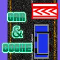 Car and Coche icon