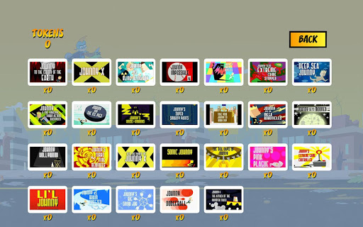 Johnny Test: Johnny X 1.0.17 screenshots 19
