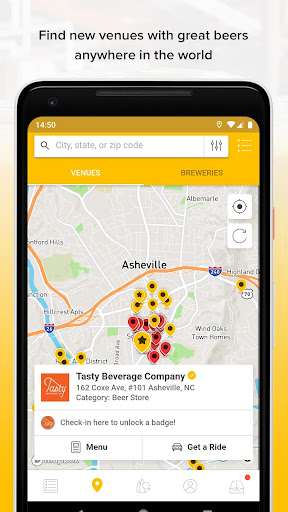 Untappd - Discover Beer screenshot 2