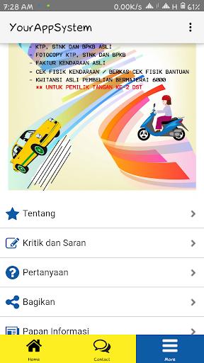 Samsat Online 1.7 screenshots 6