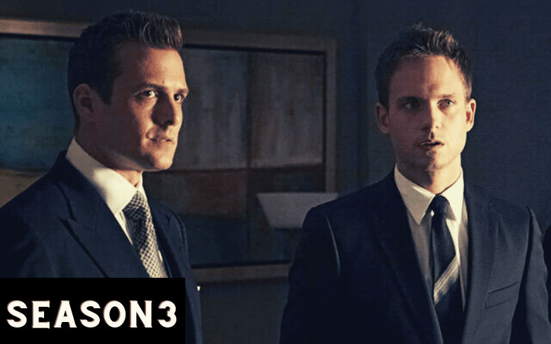 index of suits season 3