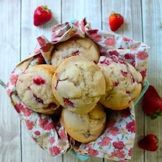 Vegan Strawberry Muffins Recipes