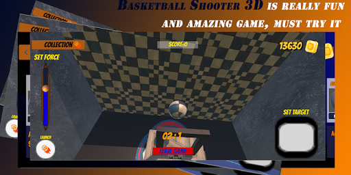 Basketball Shooter 3D - Best Ball Shooting Game android2mod screenshots 5