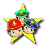 Police Car Games: Kids