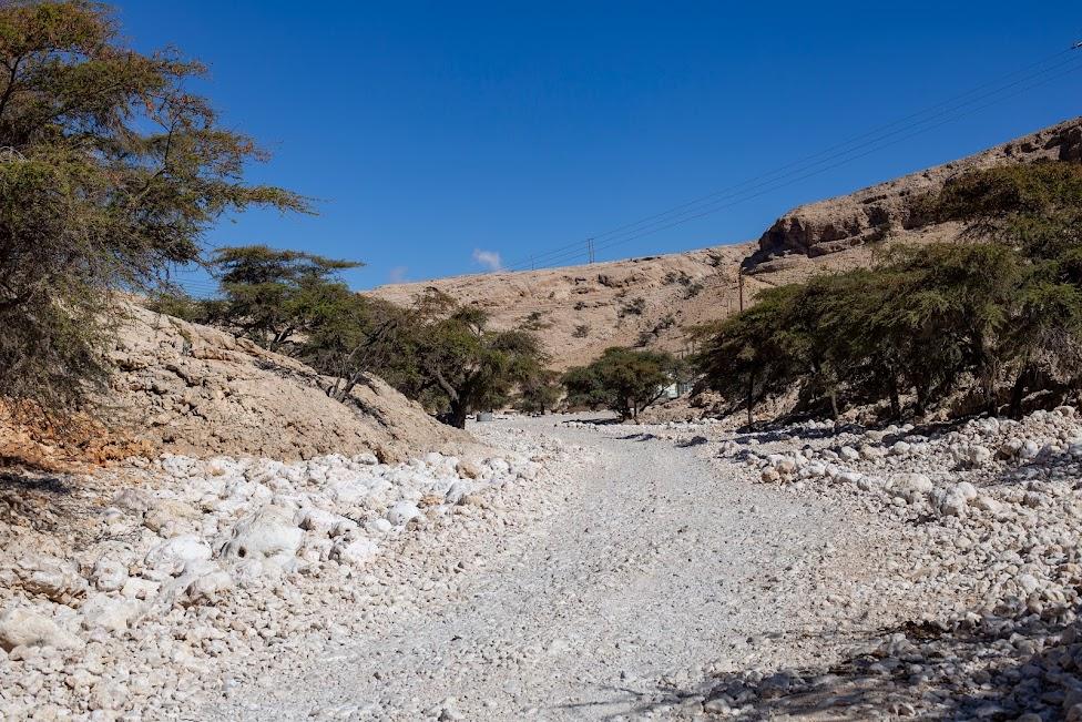 Salma Plateau, Wadi Fins, Oman