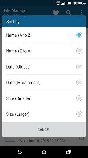 HTC File Manager 7.70.734789 Screenshots 4