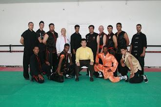 Photo: Curso de instructores de Choy li fut