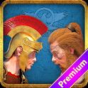 Defense of Roman Britain Premium: Tower Defense TD icon