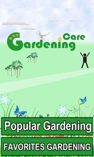 Gardening Care Tips