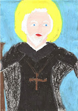 Photo: Praca konkursowa  II Edycja, 2006 r. Dorota, lat 12. Wyróżnienie w kat. klas 4 - 6.