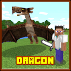 Dragon Mod for MCPE Addon icon