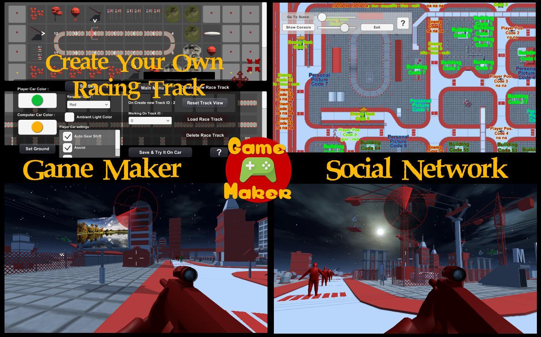 Game maker color picker - Game Maker Social Pro Screenshot