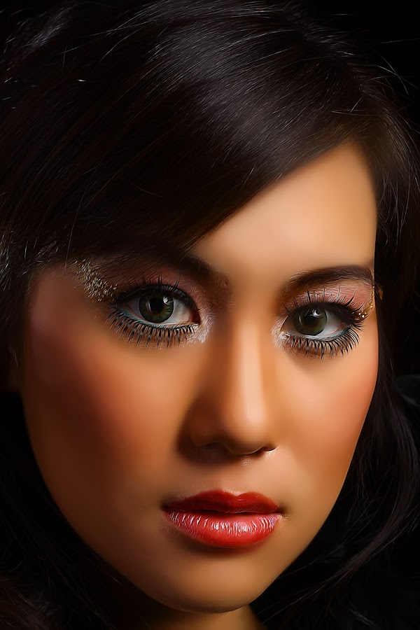 W I N A by Udin Petot - People Fashion ( face, people, people. portrait,  )