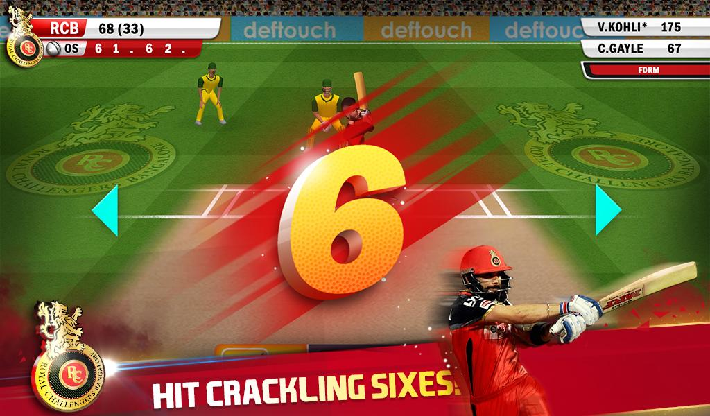 RCB Star Cricket- screenshot
