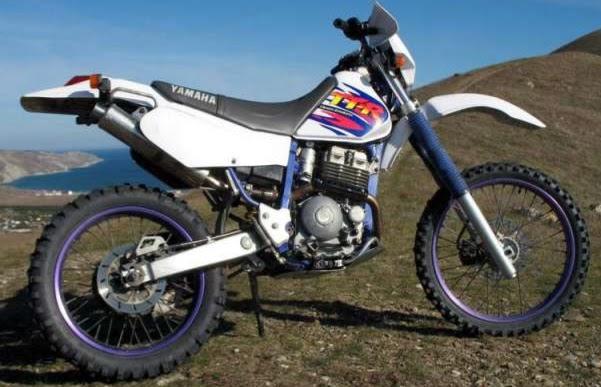 Yamaha TTR 250-manual-taller-despiece-mecanica