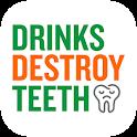 Drinks Destroy Teeth icon