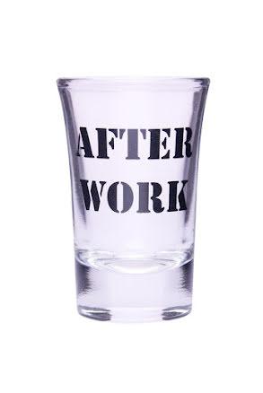 "Snapsglas ""After Work"""