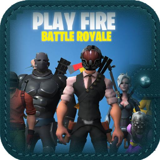 Baixar Play Fire Royale - Jogos de tiro online para Android