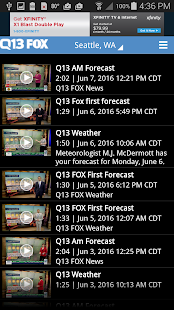 Q13 Fox Weather- screenshot thumbnail