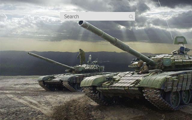 tanks New tab