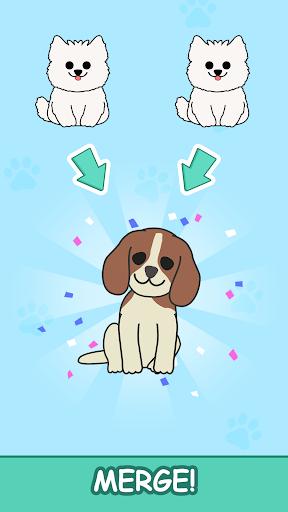 Merge Puppies screenshot 1