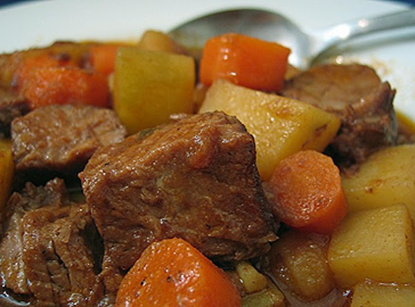 Old Fashion Beef Stew Recipe