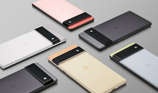 Google confirms Pixel 6 and Pixel 6 Pro coming this autumn