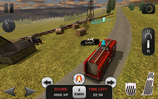 Firefighter Simulator 3D screenshot 2